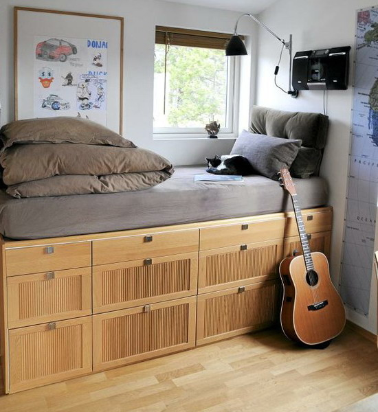 under bed storage ideas 10