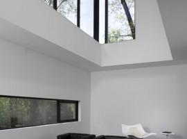 black white residence 06