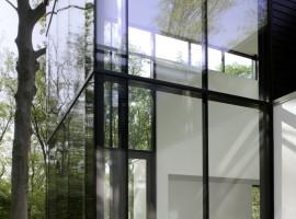 black white residence 11