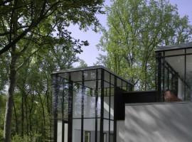 black white residence 12