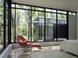 black white residence 14