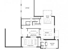 black white residence 16