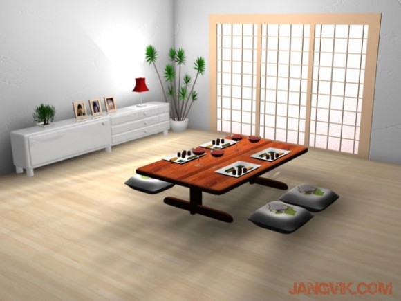 japanese styled interior 04