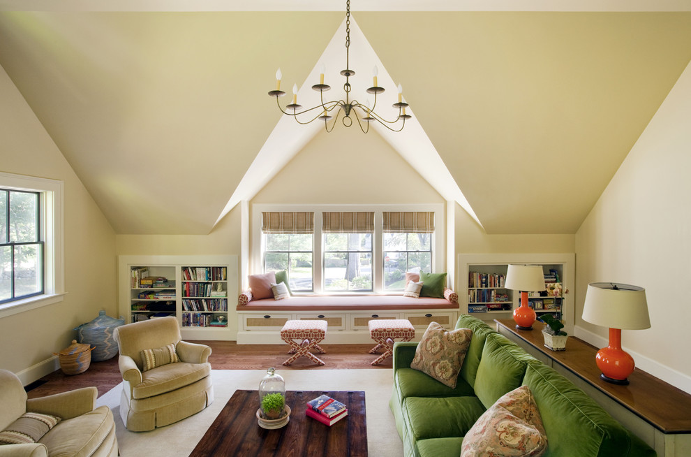 Ideas To Convert Living Room In Attic 05