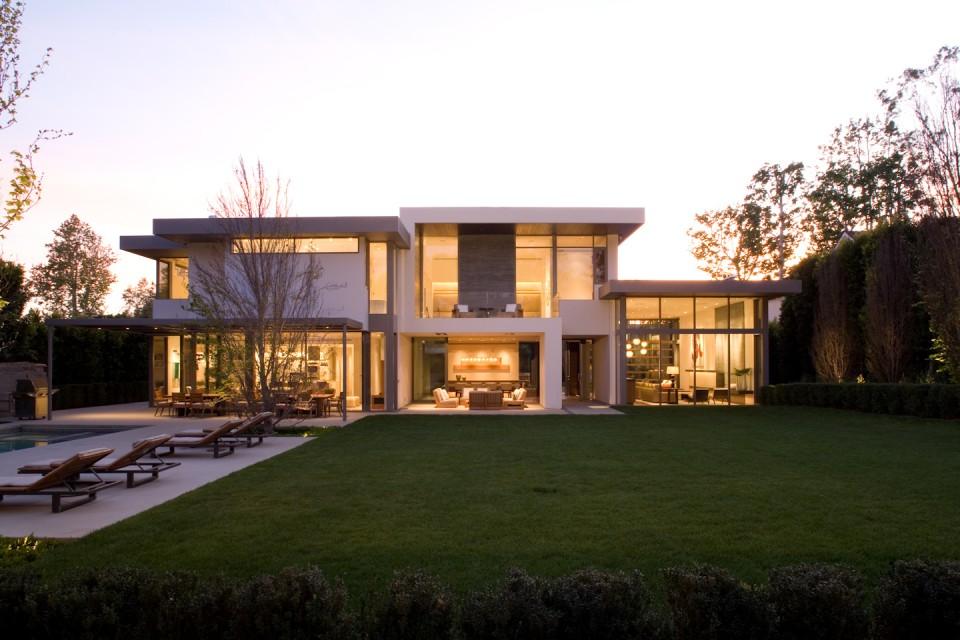 Brentwood Luxury Residence In Los Angeles California