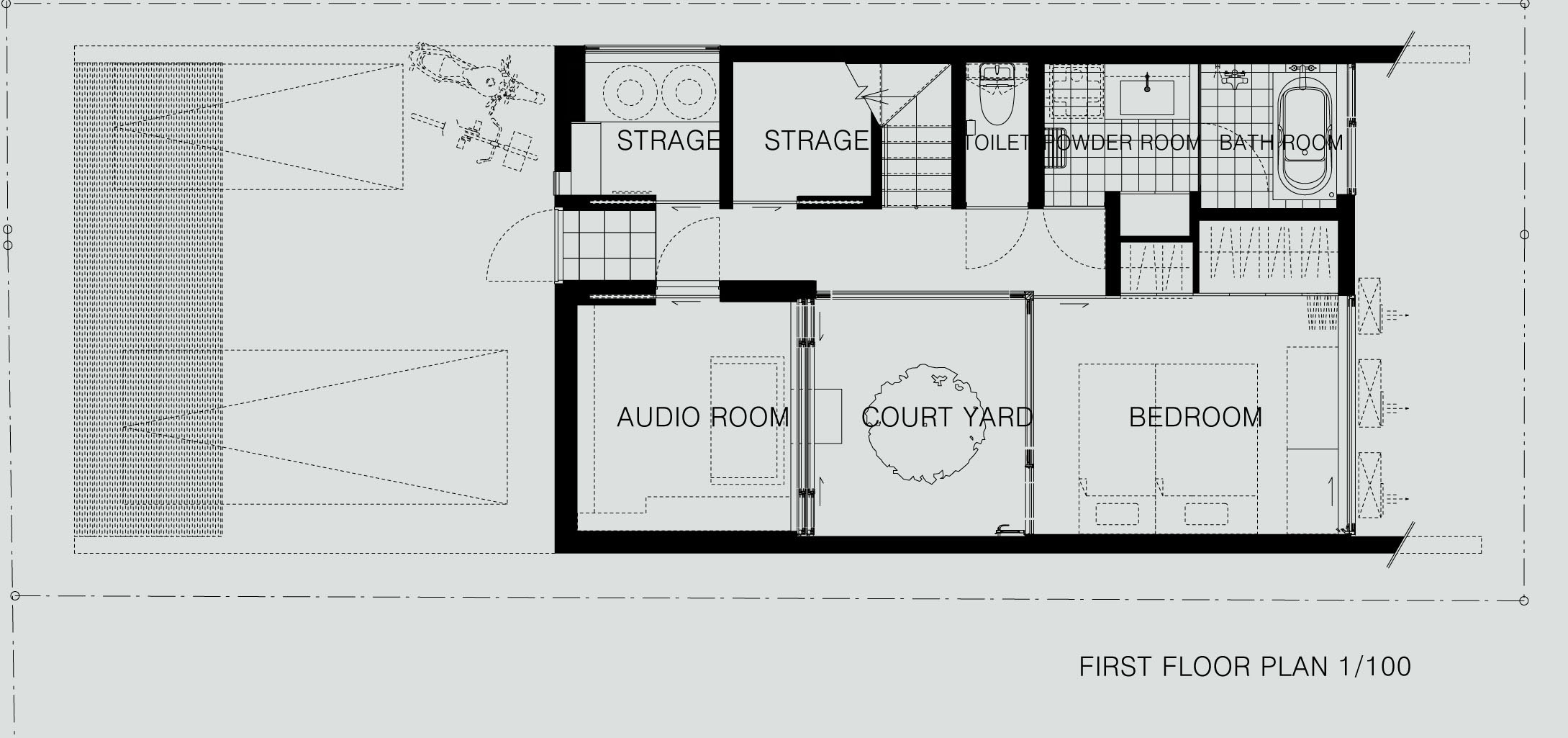 First Floor Plan Lift House 24 Interior Design Ideas And Architecture Designs amp On