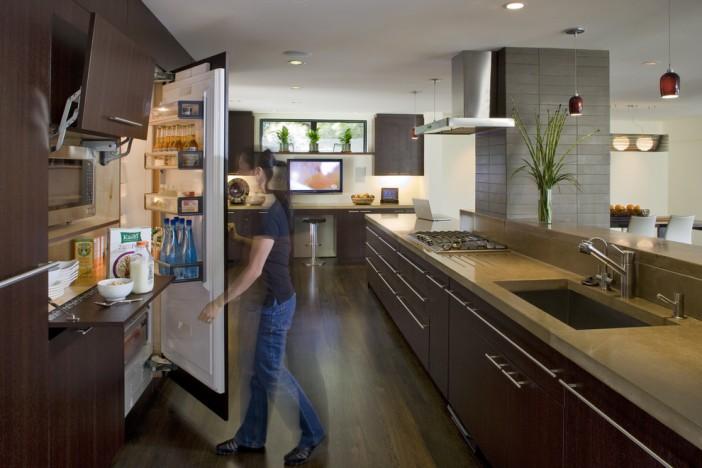 flip up doors kitchen cabinets