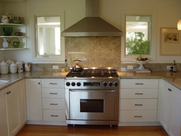 kitchen counter to backsplash approach