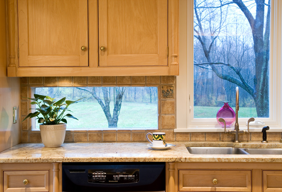 Choosing the right idea for kitchen backsplash choices for Kitchen ideas no window
