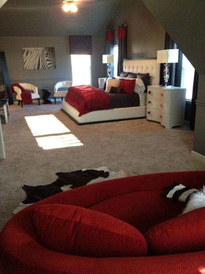 romantic contemporary bedroom 02