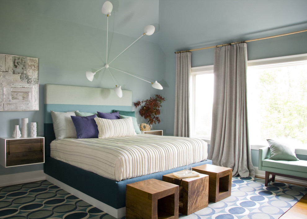 smart ideas to dress the bed 01