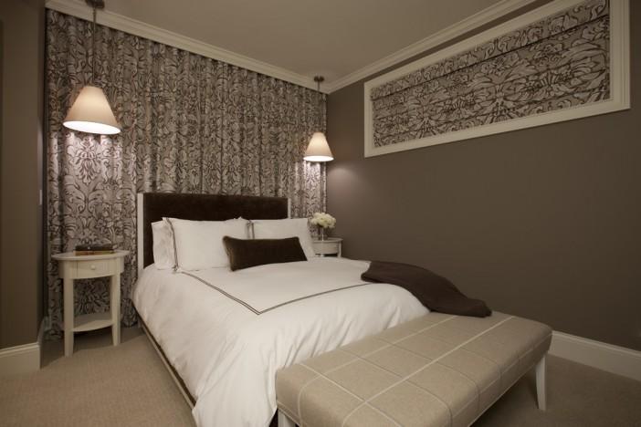 traditional basement bedroom 02