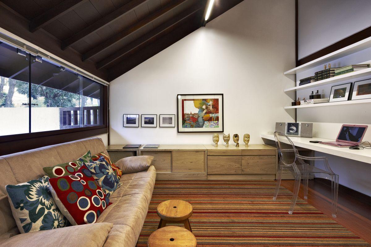 Дизайн интерьера садового домика