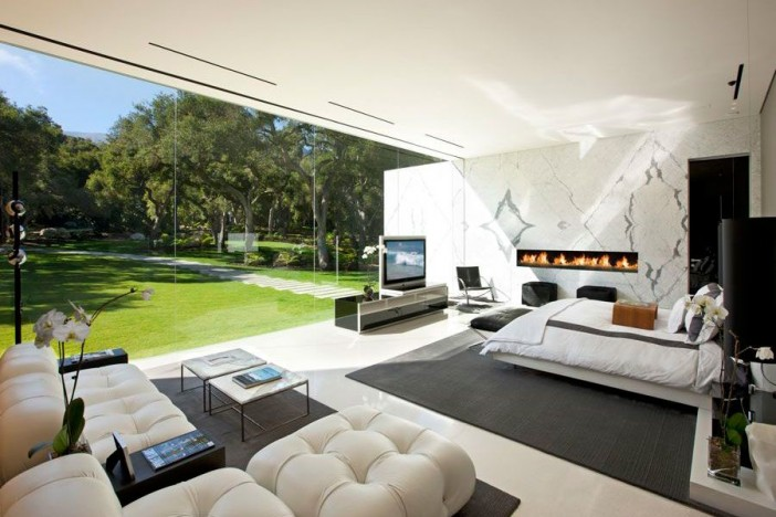 the glass pavilion house 19