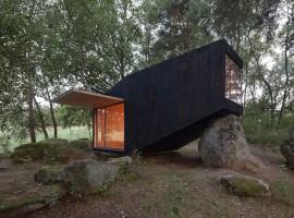 forest retreat by uhlik architekti 01