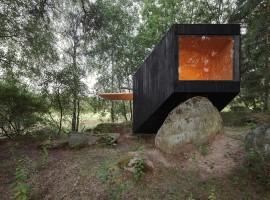 forest retreat by uhlik architekti 07