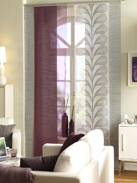 curtain color schemes