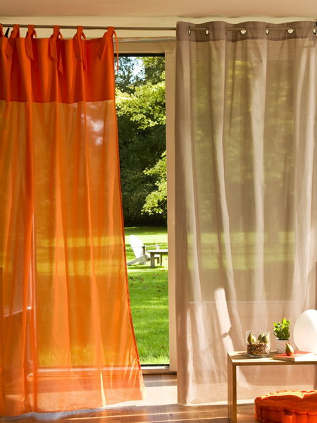How to combine different shades of curtains for Mix and match curtains colors