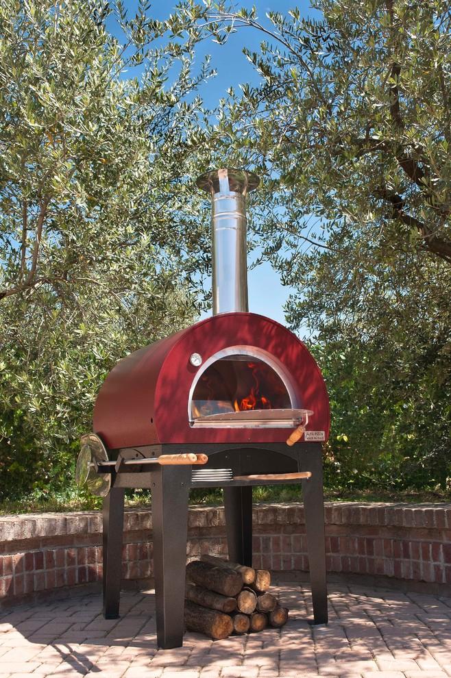 readymade portable custom pizza oven