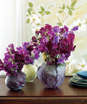 unusual ways to decorate with flowers 03