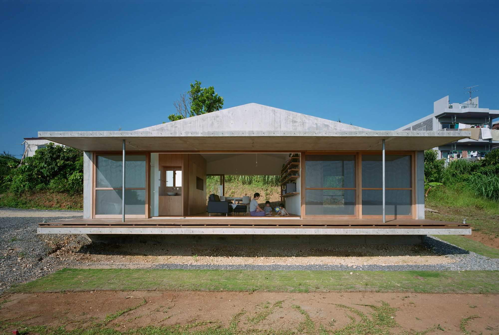 The Villa 921 A In Remote Island Japan