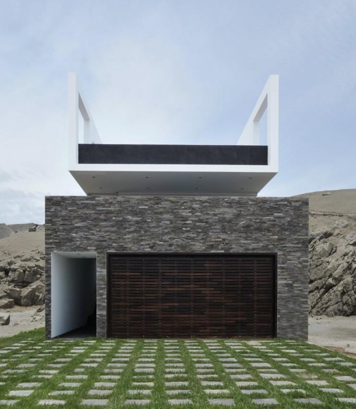 exterior design beach house