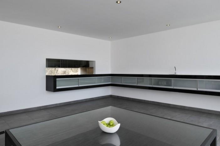 Interior design beach house