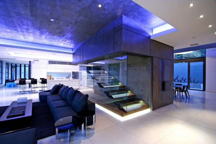 interior design of beautiful modern residence in johannesburg 26