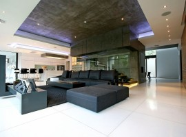 beautiful modern residence in johannesburg 28