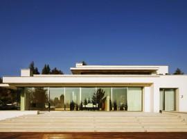 contemporary villa in szentendre 08
