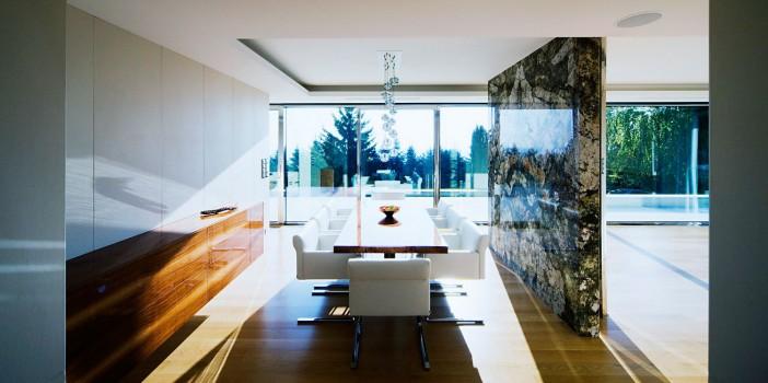 contemporary villa in szentendre 12 interior design