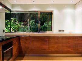 contemporary villa in szentendre 14