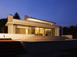 contemporary villa in szentendre 24