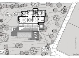 contemporary villa in szentendre 28v