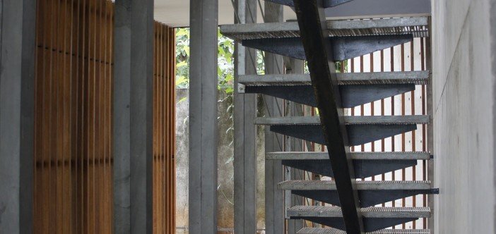 staircase light house in indonesia 20