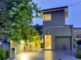 modern three story house 01
