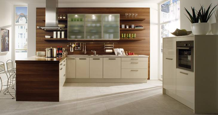 pronorm's classic line kitchen