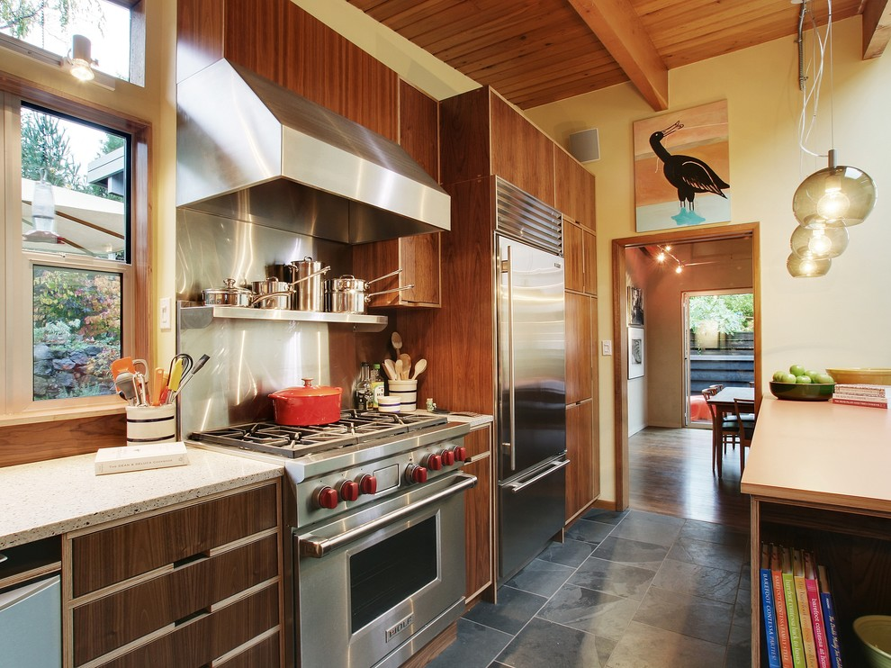 seattle modern kitchen