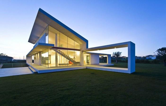 villa t in sicily 16 exterior design