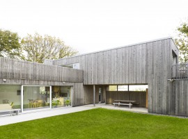 wood house unit arkitektur ab 01
