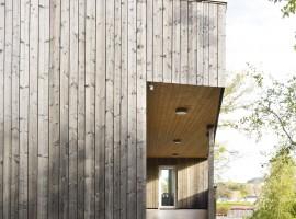 wood house unit arkitektur ab 05