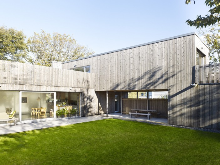 beautiful wood house unit arkitektur ab 07