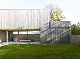 wood house unit arkitektur ab 08