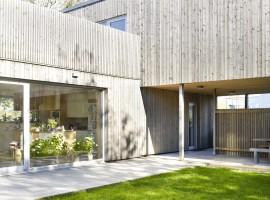 wood house unit arkitektur ab 09