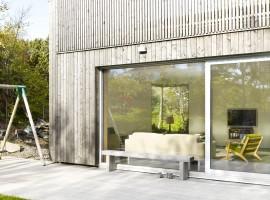 wood house unit arkitektur ab 10