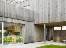 wood house unit arkitektur ab 12