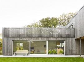 wood house unit arkitektur ab 13