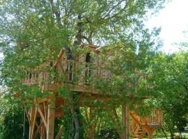 cabane et spa tree house 02