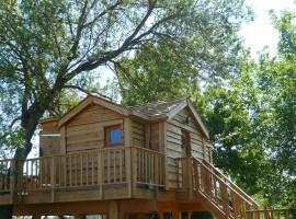 cabane et spa tree house 04