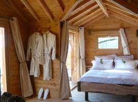 cabane et spa tree house 05